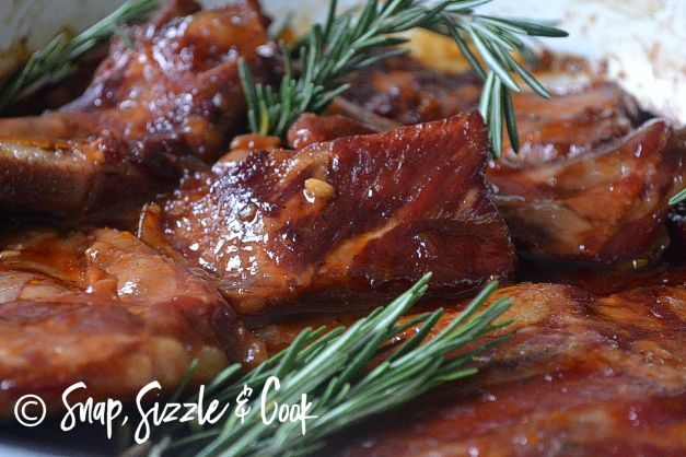 Sweet-sticky-pork-ribs