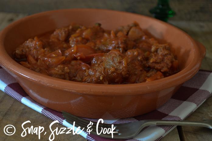 Boerewors Curry